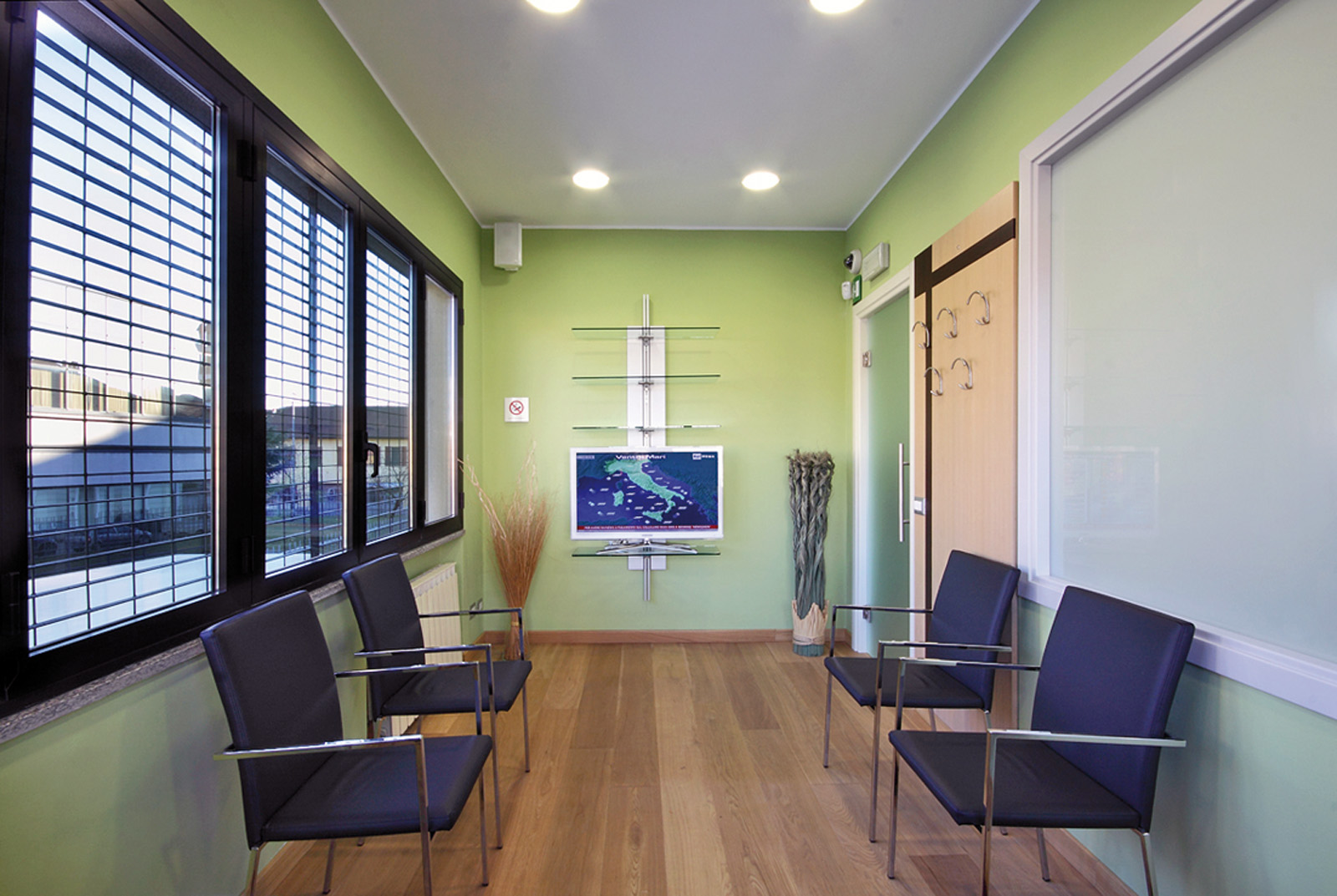 Colori Adatti Per Ufficio.L Uso Del Colore Dm Il Dentista Moderno