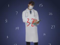 numerazione denti