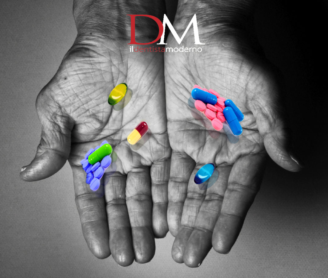 DM_il dentista moderno_antibiotici in odontoiatria_cattiva informazione pillole nelle mani, aifa_andi brain_antibioticoresistenza