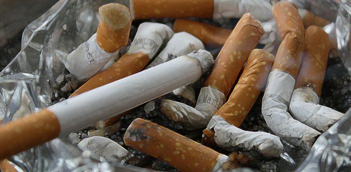 danni da fumo smoke free