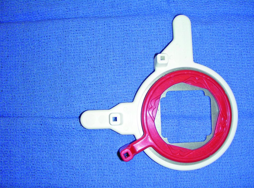 2. Rapporto del  PID circolare RINN con il dispositivo JADRAD rettangolare.