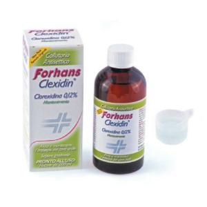 Collutorio Forhans Clexidin 0,12