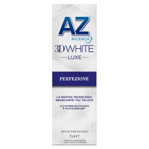 Dentifricio AZ 3D White Lux Perfezione
