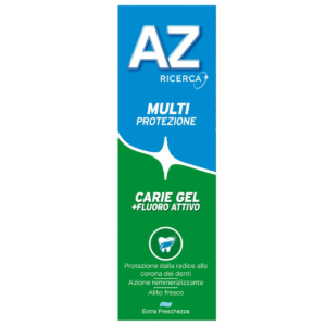 Dentifricio AZ MultiProtezione Carie Gel