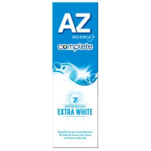 Dentifricio AZ Complete Extra White