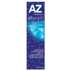 Dentifricio AZ 3D White Cool