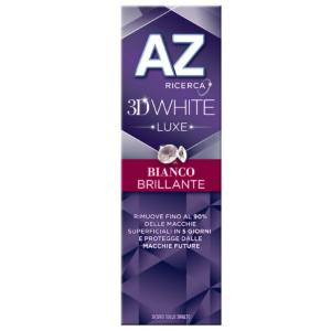 Dentifricio AZ 3D White Luxe Bianco Brillante