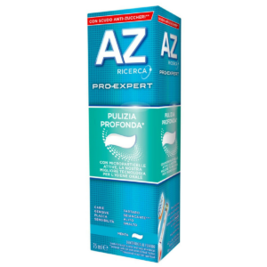 Dentifricio AZ Pro-Expert Pulizia Profonda
