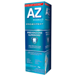 Dentifricio AZ Pro-Expert Prevenzione Superiore