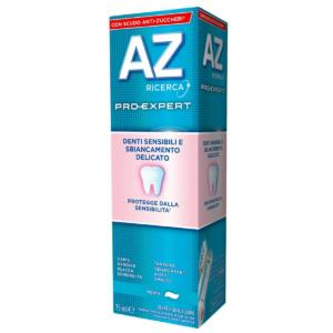 Dentifricio AZ Pro-Expert Sbiancante per Denti Sensiibili