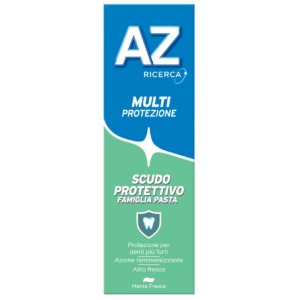 Dentifricio AZ MultiProtezione Scudo Protettivo