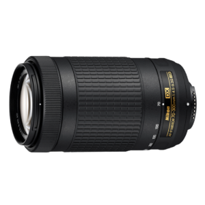 obiettivo AF-P DX NIKKOR 70-300mm f/4.5-6.3G ED