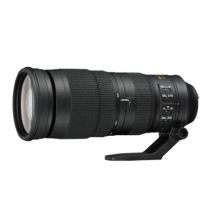 Obiettivo AF-S NIKKOR 200-500mm f/5.6E ED VR