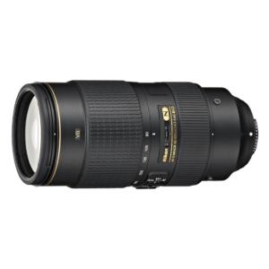 Obiettivo AF-S NIKKOR 80-400mm f/4.5-5.6G ED VR