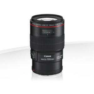 Obiettivo Canon EF 100mm f/2.8L Macro IS USM