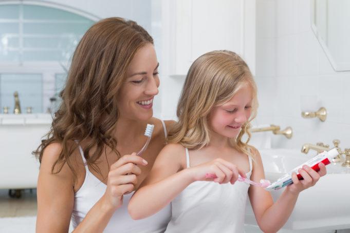 DM_il dentista moderno_Alcune indicazioni per l'igiene orale in età pediatrica