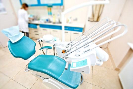 Contaminazione sistema idrico del riunito odontoiatrico
