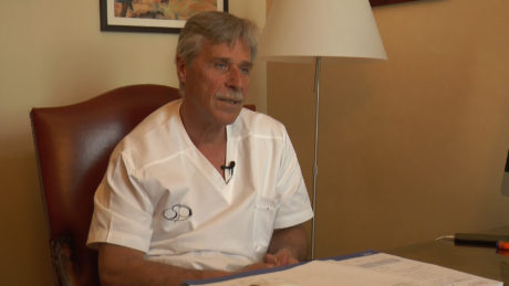 Luigi Paglia, presidente della Sioi