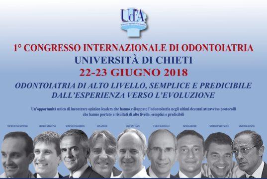 Primo congresso internazionale di odontoiatria