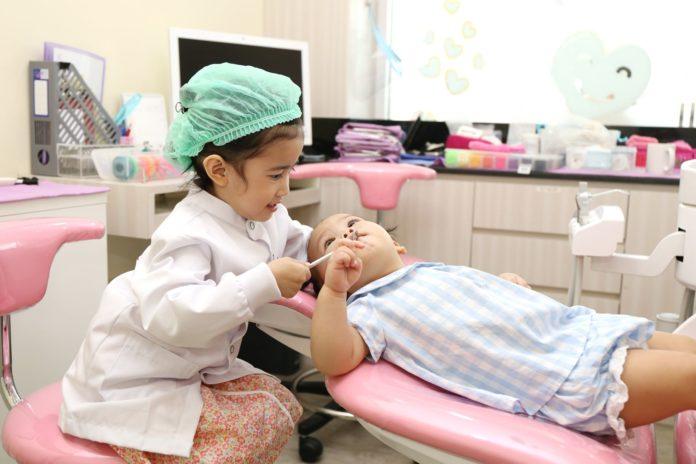 DM_il dentista moderno_L' approccio al paziente pedodontico