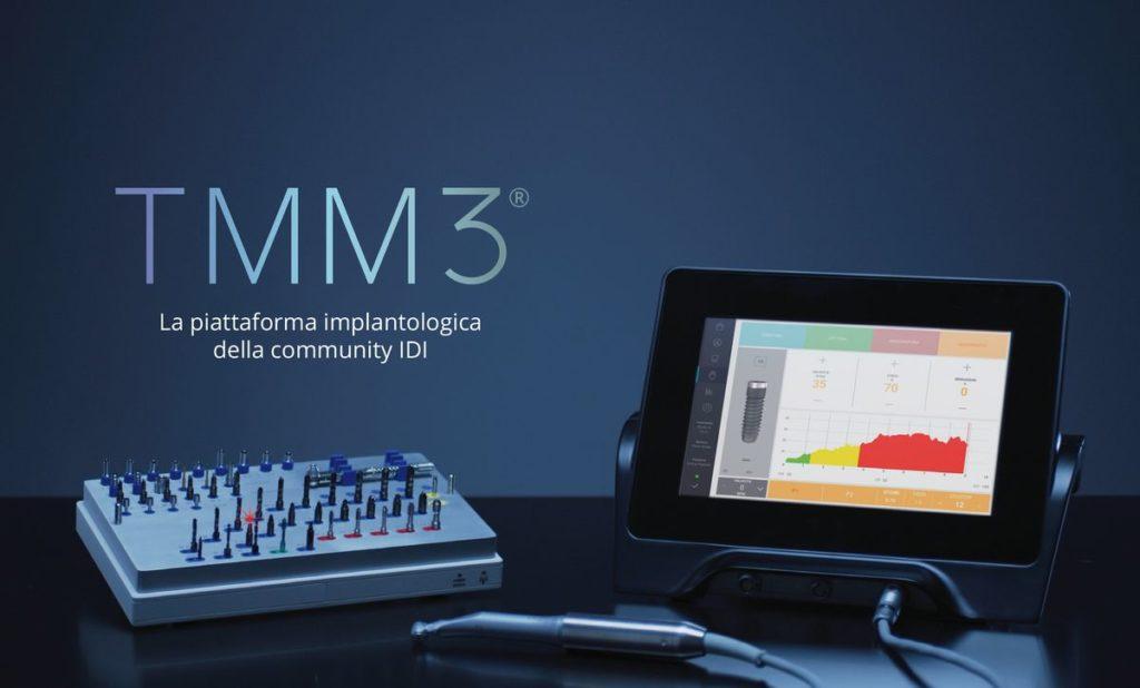 Nasce TMM3®, la piattaforma implantologica dedicata ai dentisti del futuro