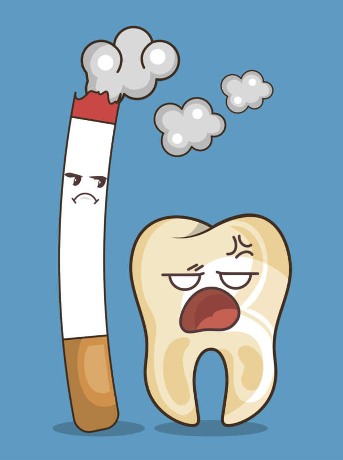 DM_il-dentista-moderno_Influenza-del-fumo-sul-microbiota-parodontale