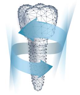 Dm_il dentista moderno_osteointegrazione_impianto dentale_superficie implantare