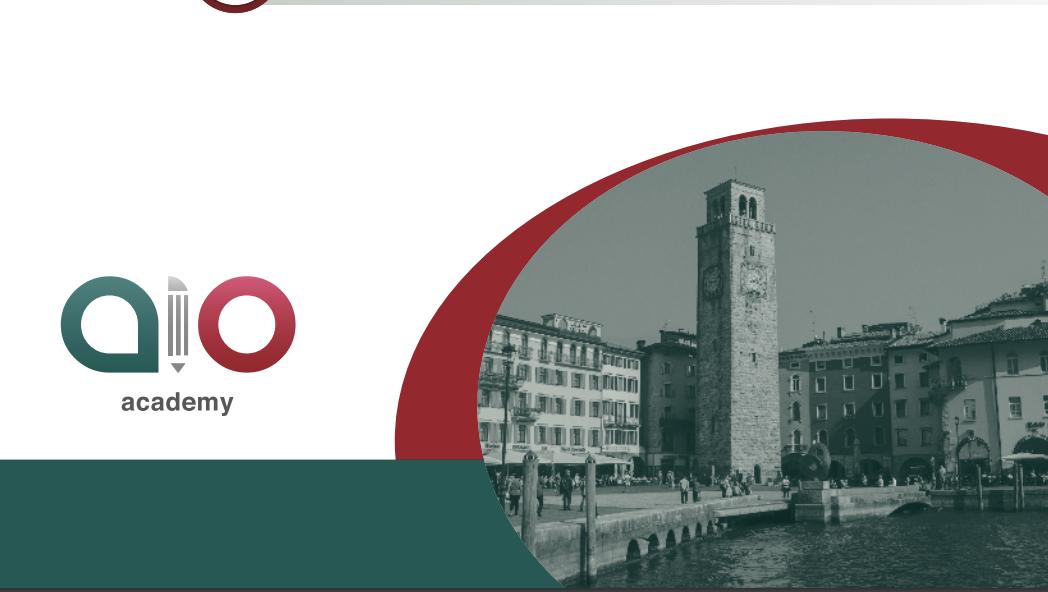 Congresso AIO Riva del Garda