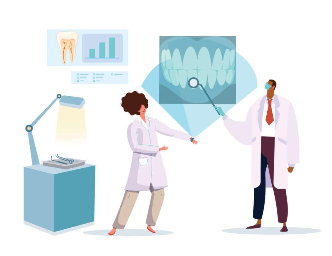 radioprotezione Artefatti odontogeni